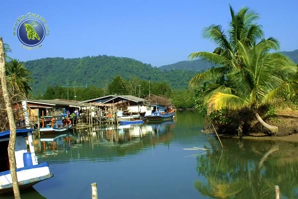 The Fishermen Village Baan Salak Phet on Ko Chang